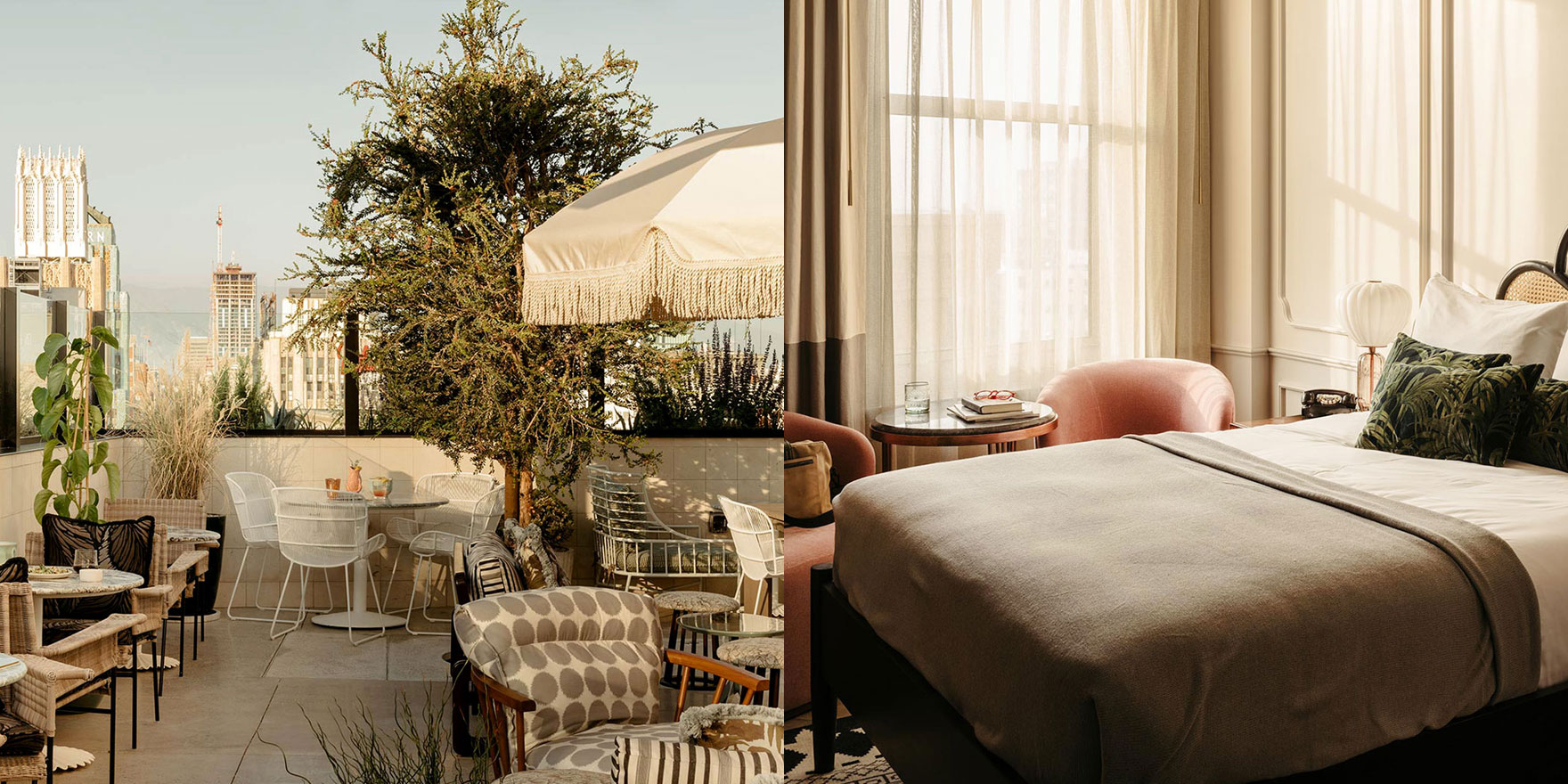 The Hoxton, Downtown LA – Boutique Hotel in Downtown Los Angeles