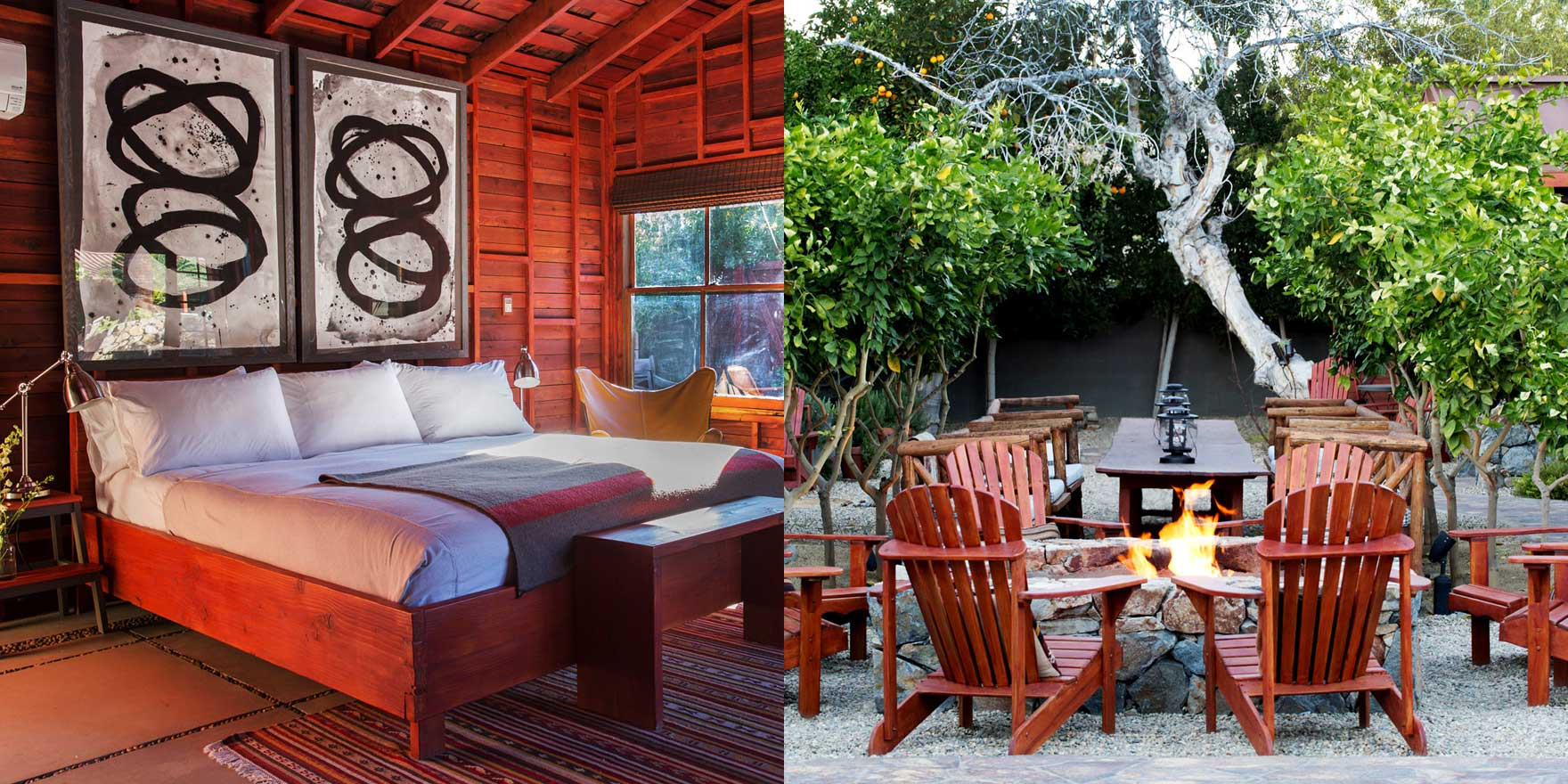 Sparrows Lodge – Boutique Hotel in Palm Springs