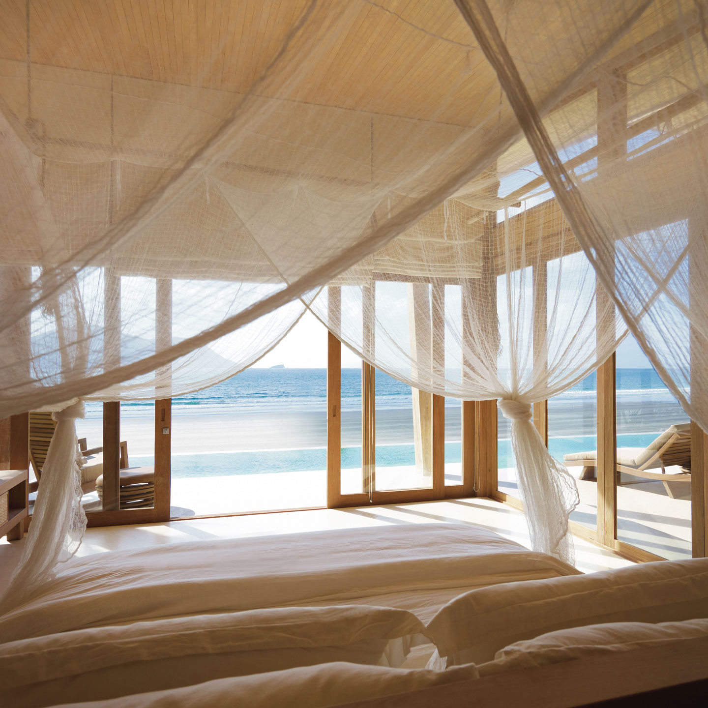 Six Senses Con Dao - boutique hotel in Dat Doc Beach