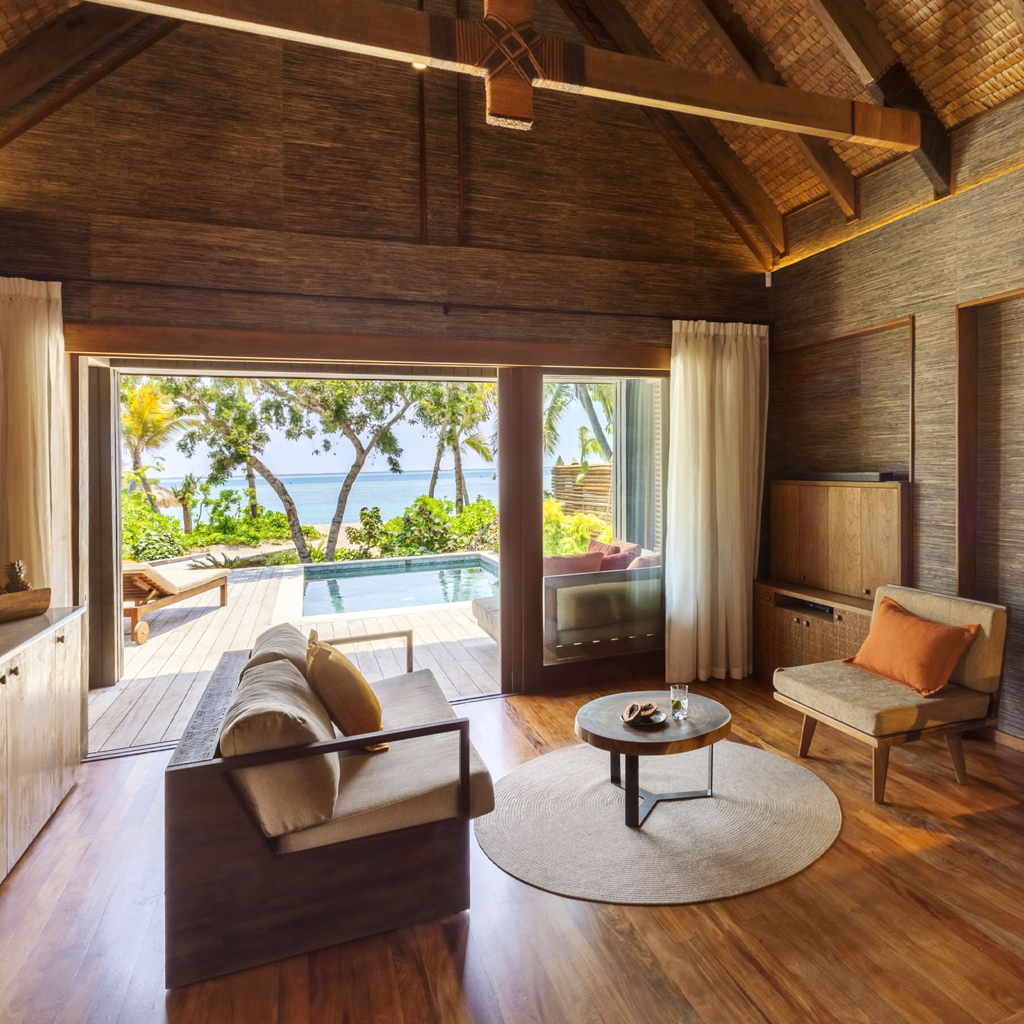 Six Senses Fiji - boutique hotel in Fiji