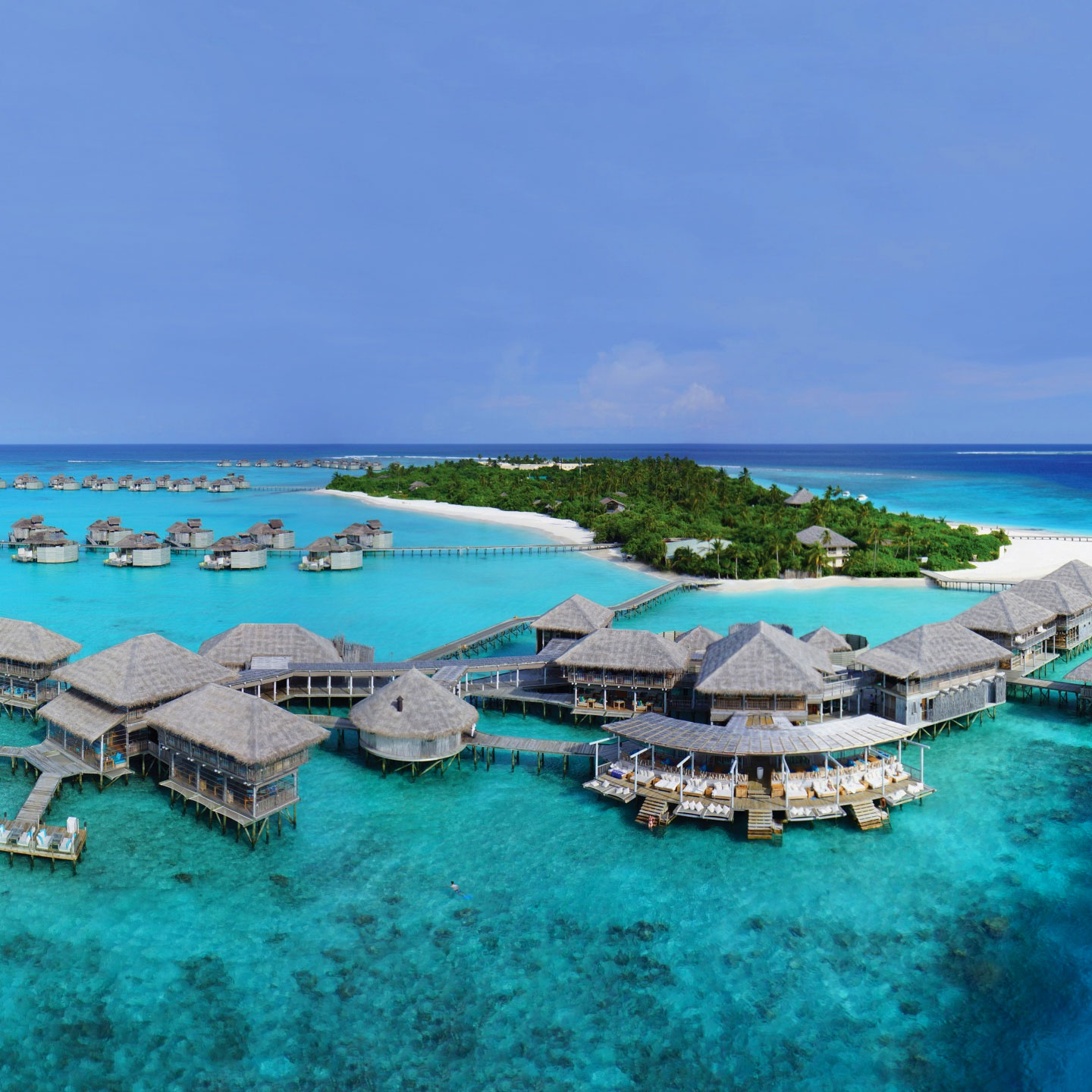 Six Senses Laamu - boutique hotel in Maldives
