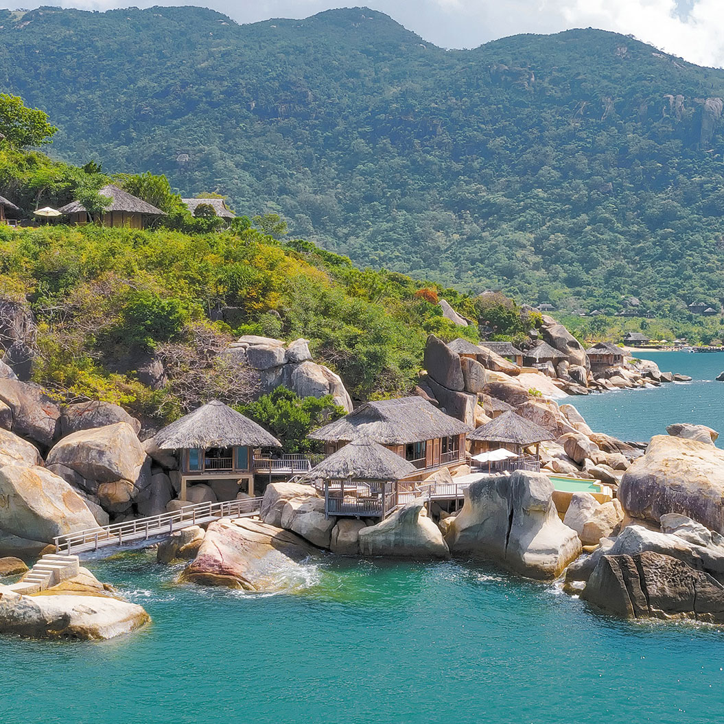 Six Senses Ninh Van Bay - boutique hotel in Nha Trang