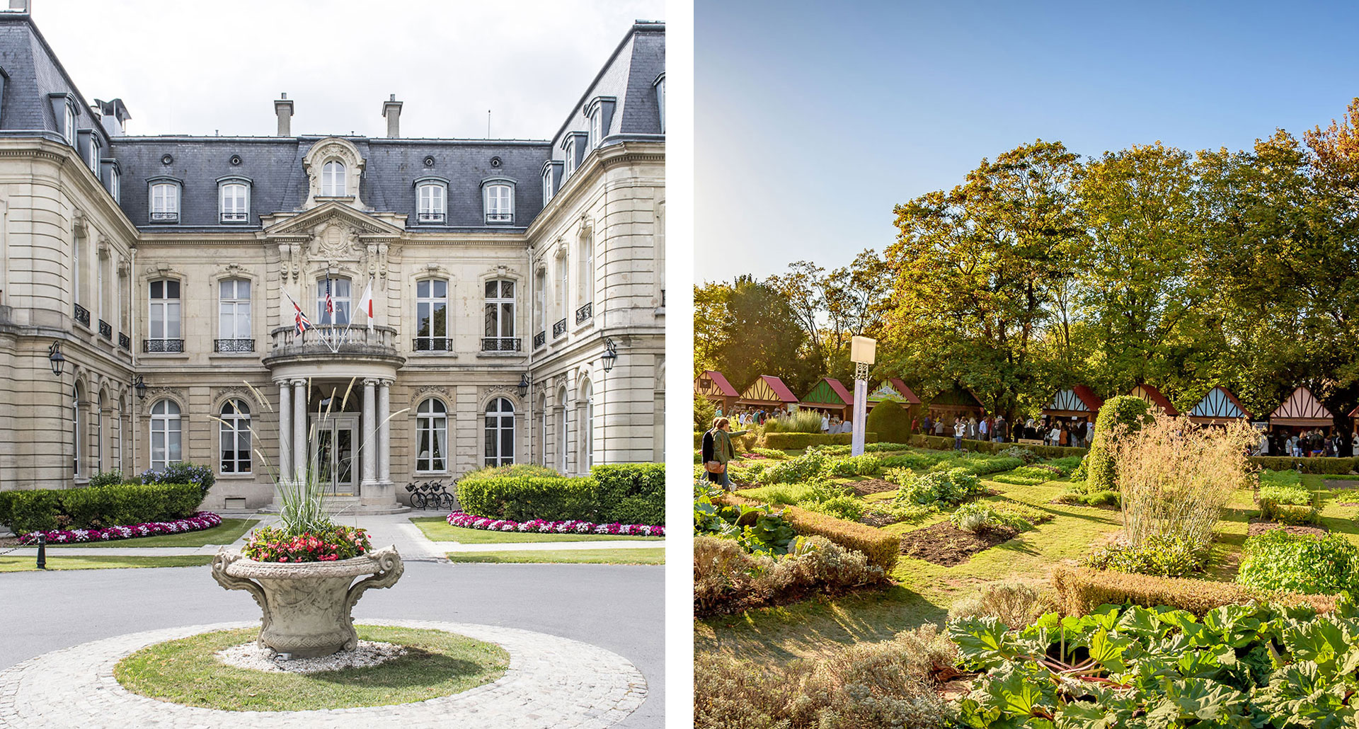 Domaine Les Crayères - boutique hotel in Reims