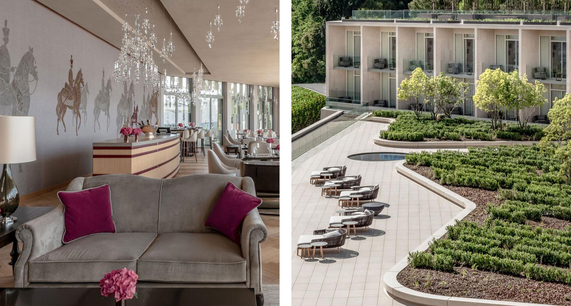 Le Royal Champagne - boutique hotel in Champillon,