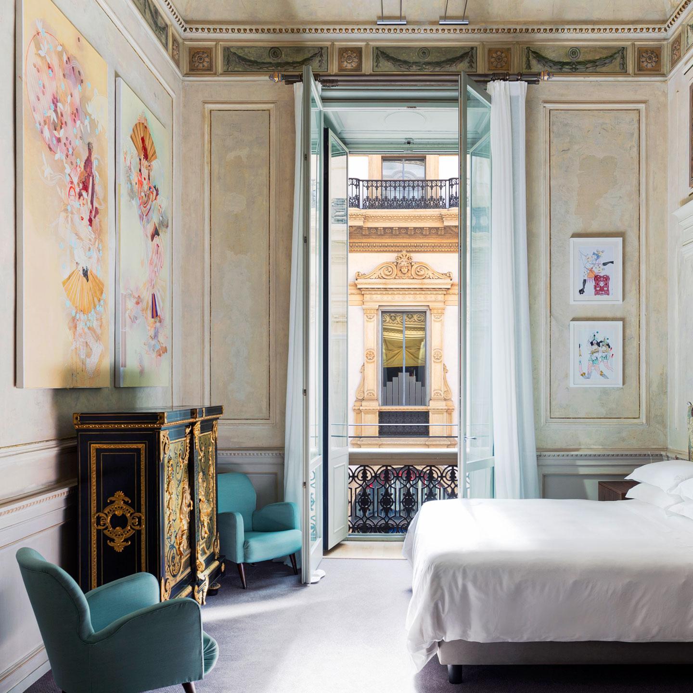 Galleria Vik Milano - boutique hotel in Milan