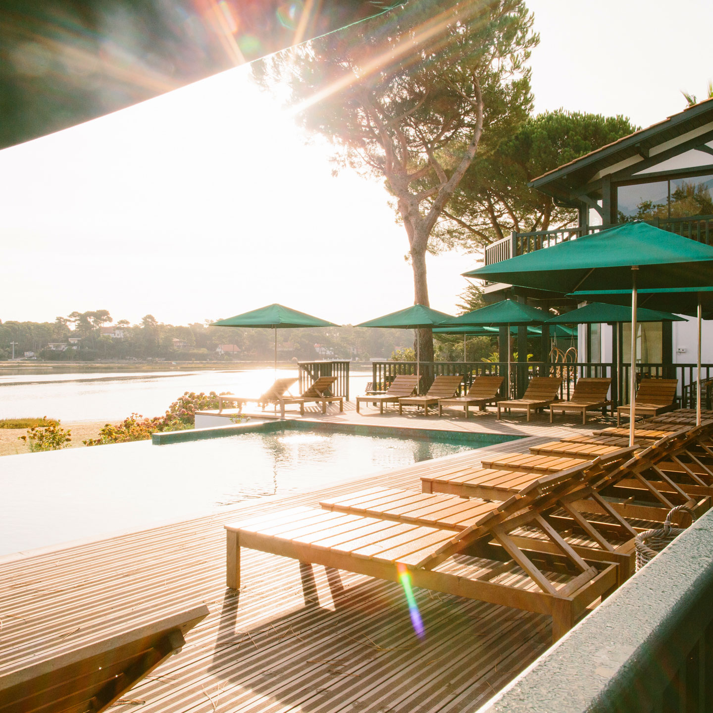 Hotel Les Hortensias du Lac - boutique hotel in Soorts-Hossegor