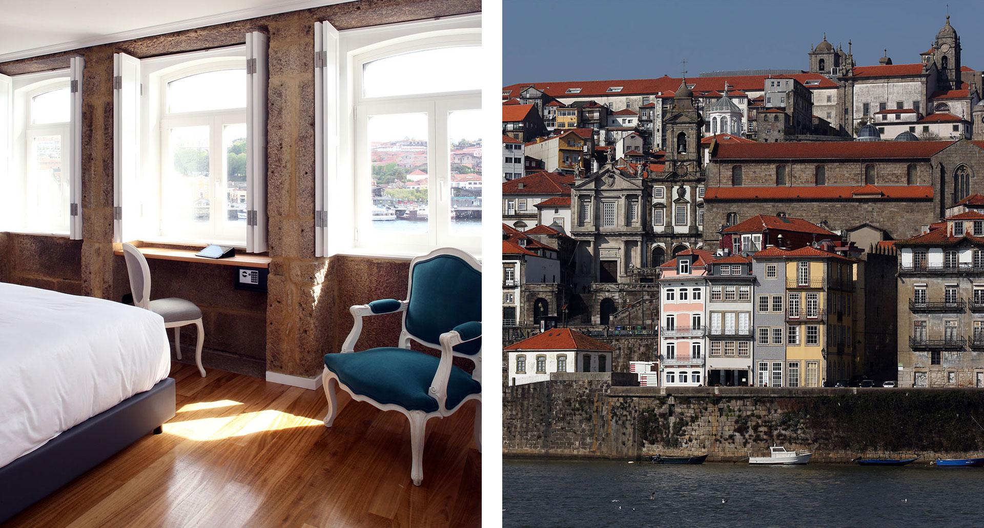 1872 River House - boutique hotel in Porto