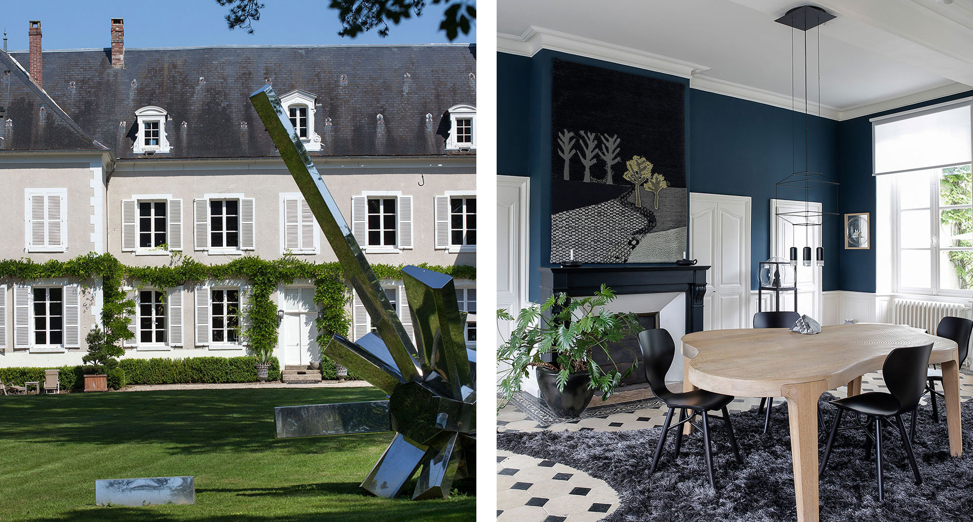 Chateau de la Resle - boutique hotel in Montigny la Resle