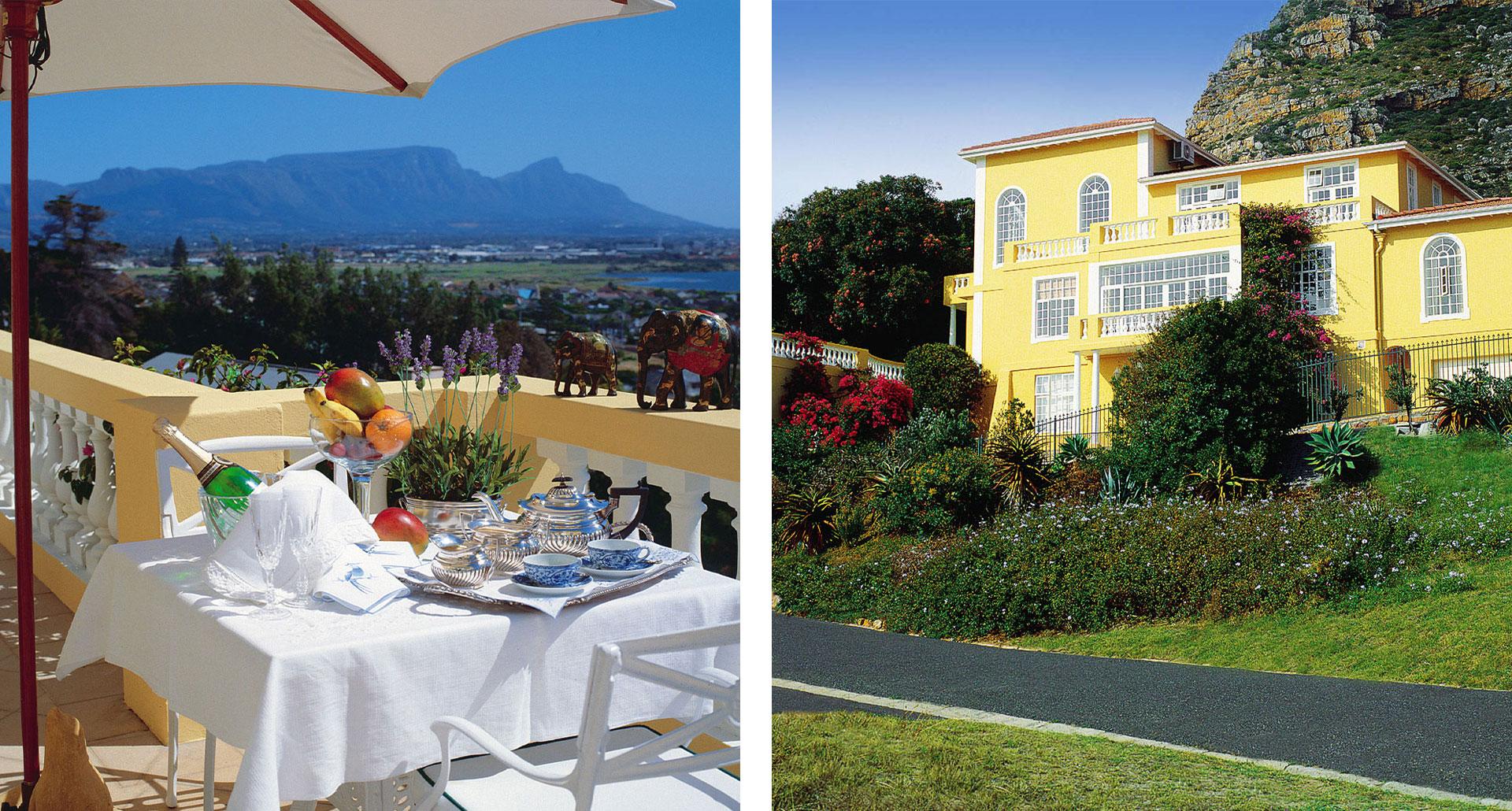 Colona Castle Manor House - boutique hotel in Cape Town