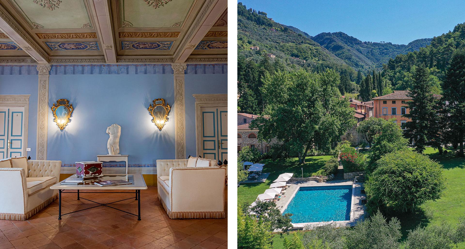 Relais Corte Rodeschi - boutique hotel in Lucca