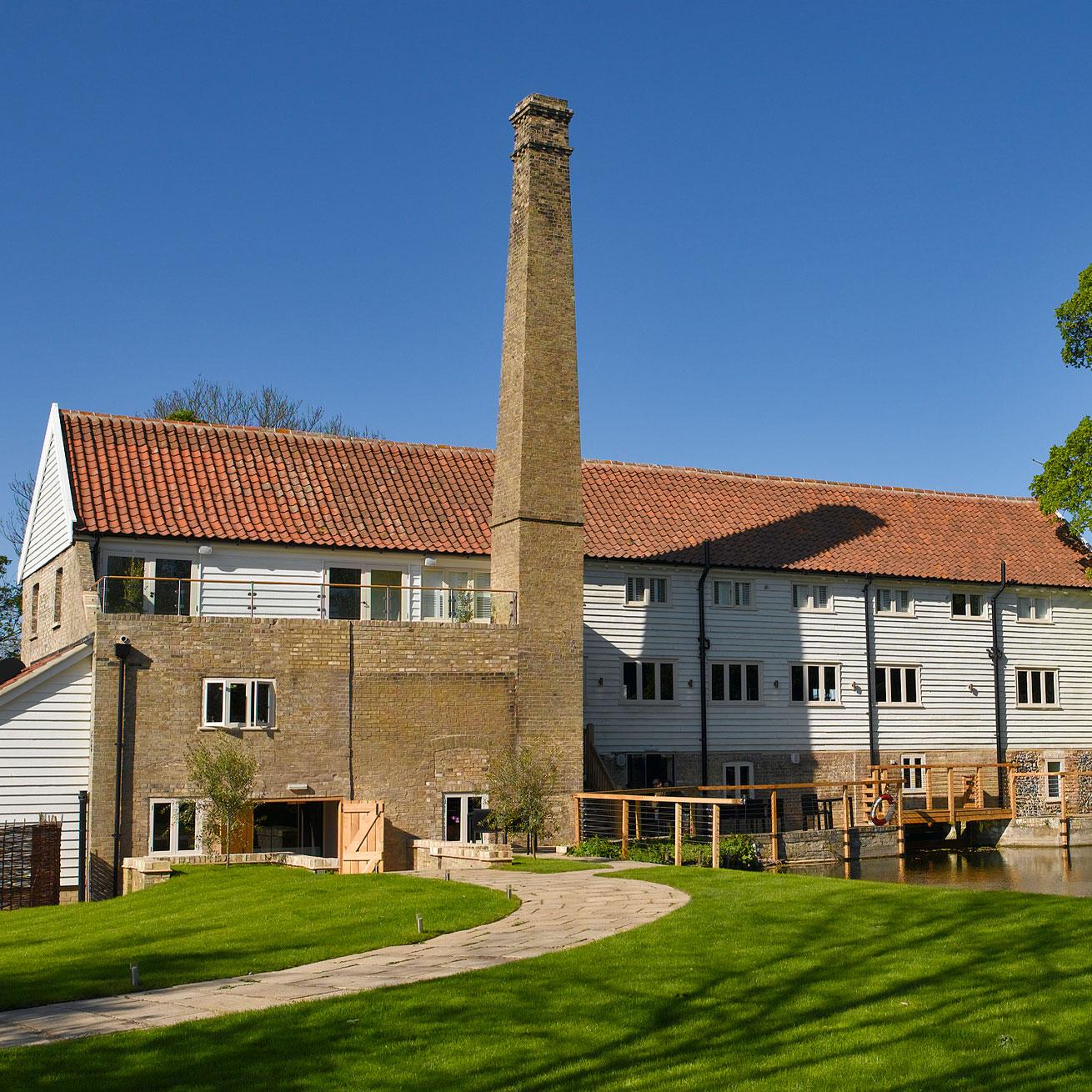 Tuddenham Mill