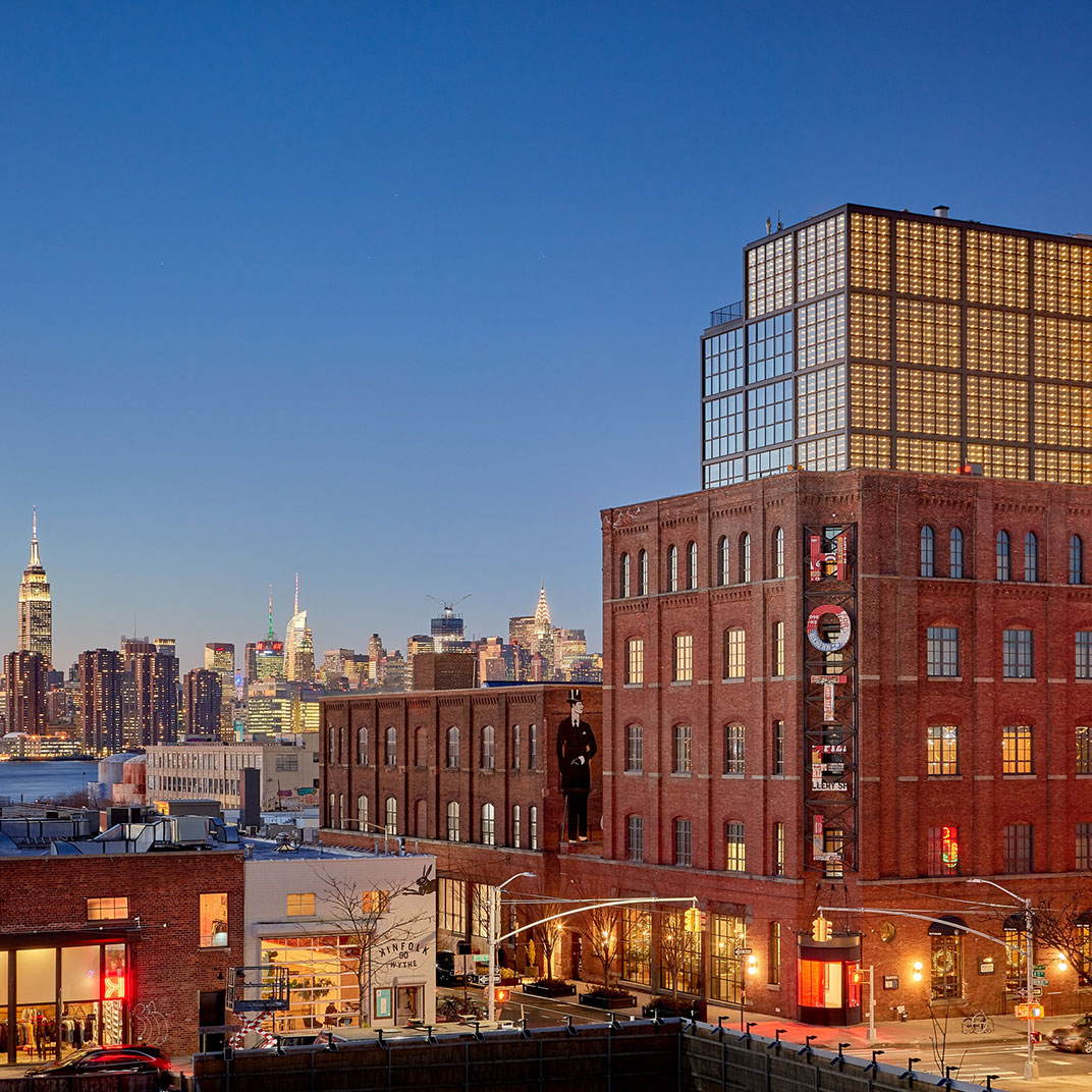 The Wythe Hotel exterior